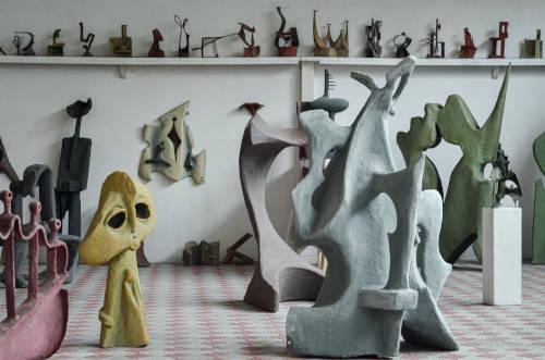 exposition sculpture